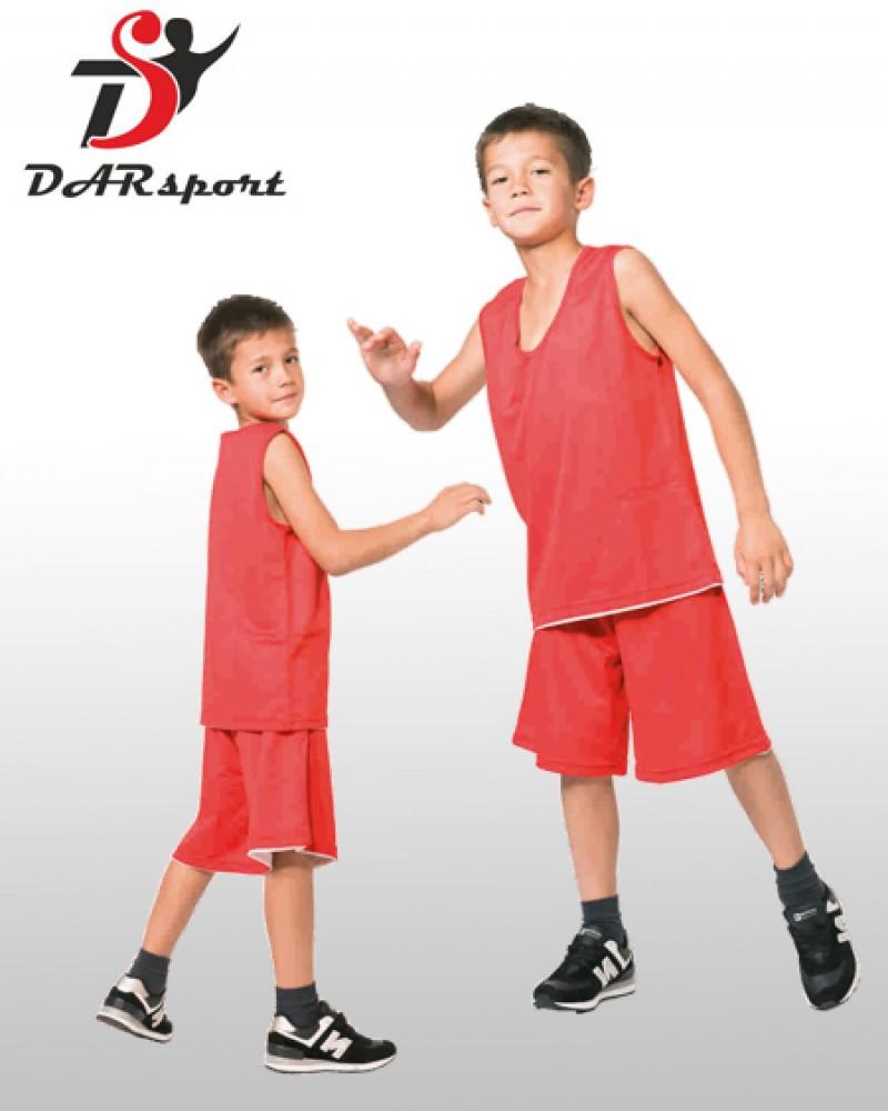 Форма баскетбольная двухсторонняя