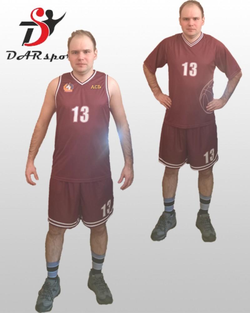 Комплект баскетбольной формы