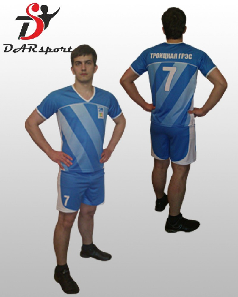 Форма футбольная сублимационная