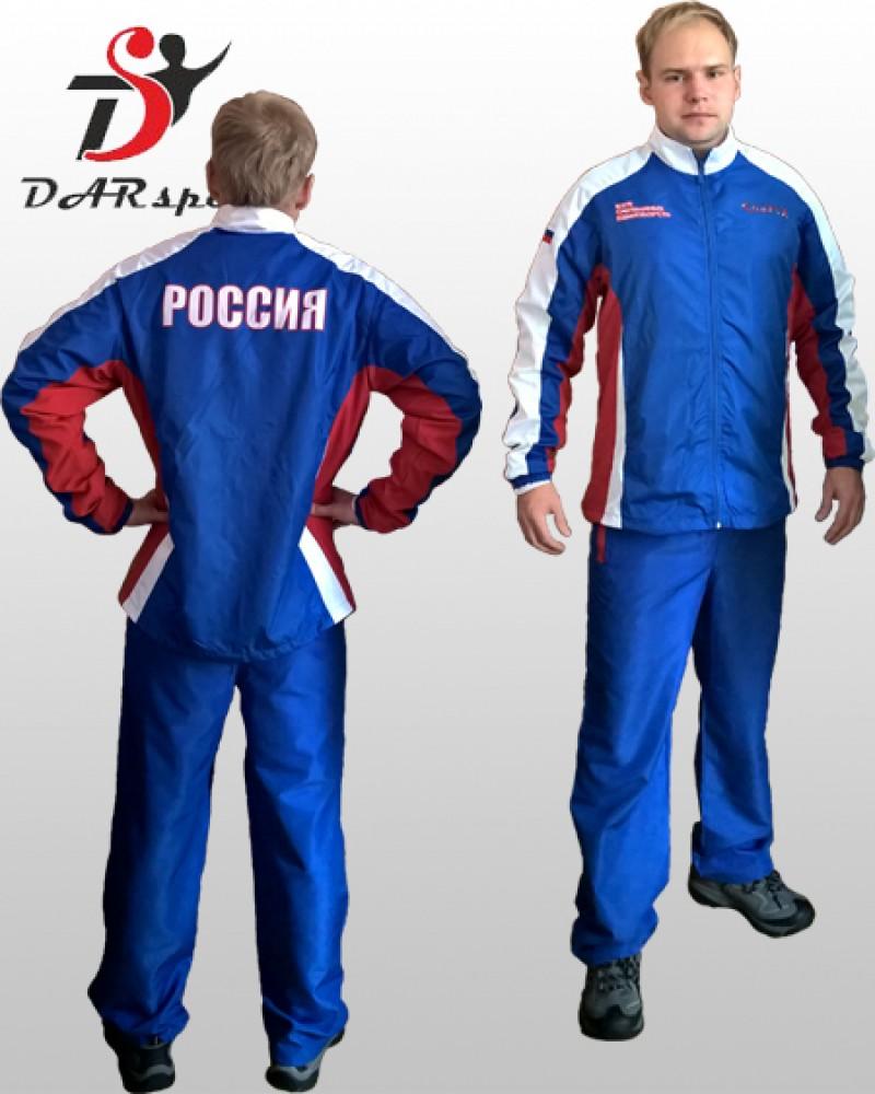 Парадный спортивный костюм