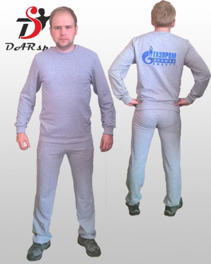 Спортивный костюм из футера