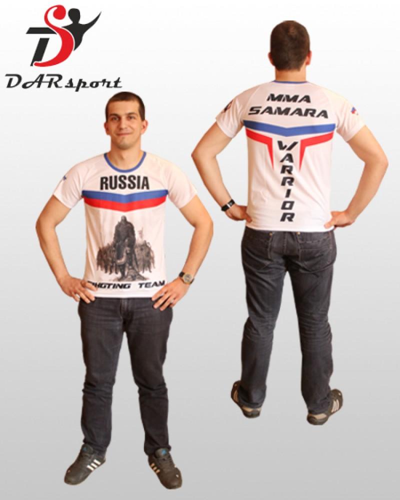 Заказать комплект сублимационных футболок