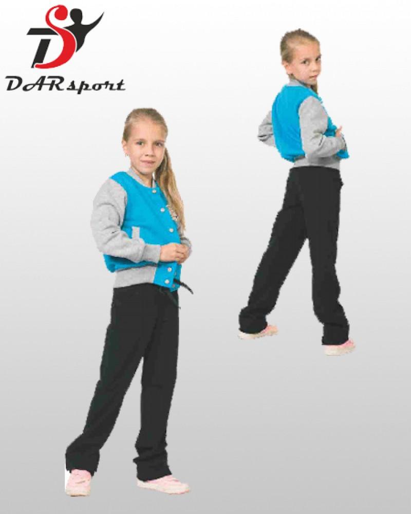Куртка-бомбер для девочки