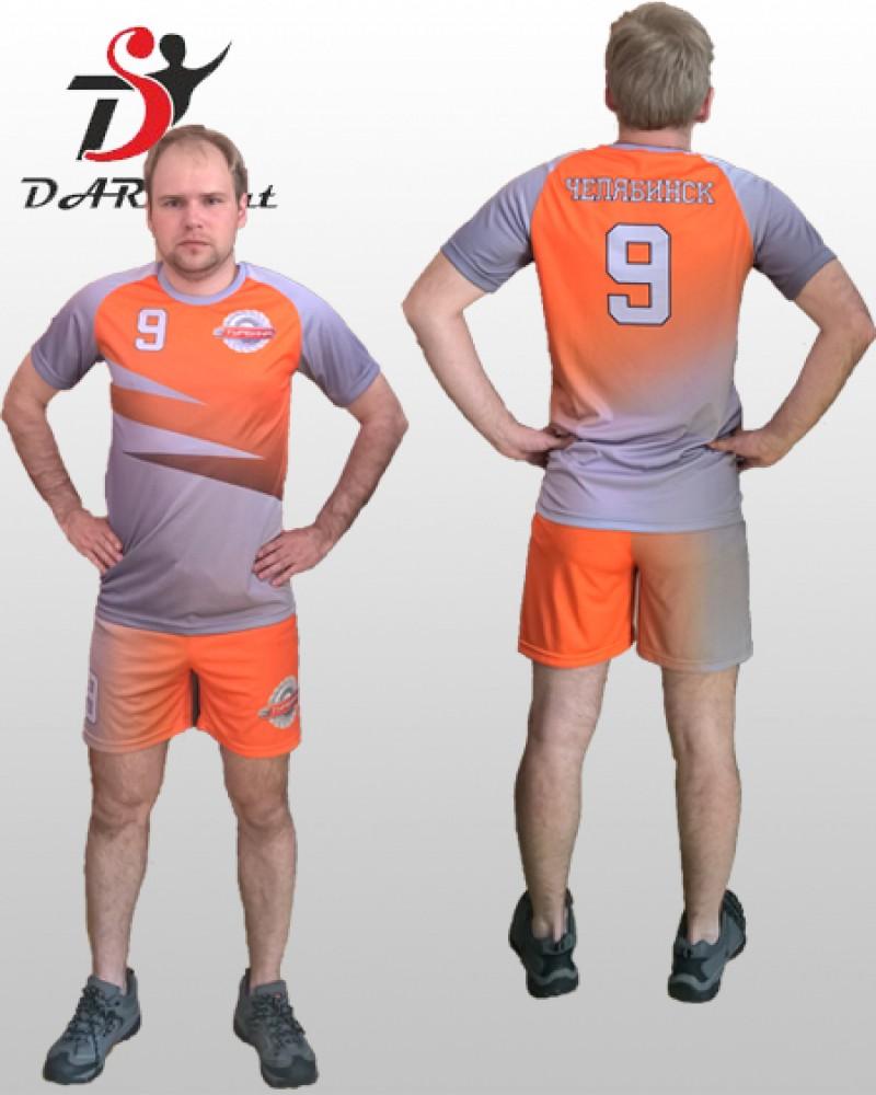 Форма волейбольная мужская сублимационная