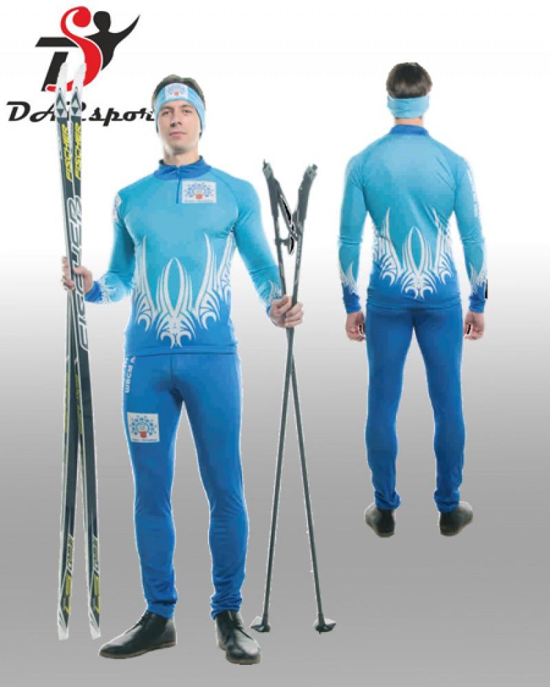 Лыжный гоночный комбинезон