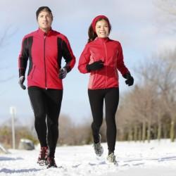 DARsport расскажет как правильно бегать в холодную погоду